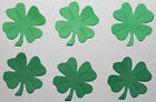 24 QUICKUTZ 4 LEAF CLOVER 4H IRISH IRELAND SCRAPBOOK DIE CUTS ST PATRICKS DAY