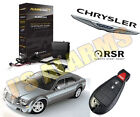 2008-2010 CHRYSLER 300 300C PLUG & PLAY REMOTE START ADD ON SRT8 LIMITED CH4