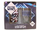 DOCTOR WHO THIRD DOCTOR GLASS SET OF 2 JON PERTWEE NEW GREAT GIFT 16oz 473ml