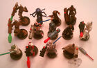 Lot of 13 2005 LFL Hasbro Star Wars Heroclix Figures