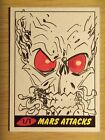 2012 Topps Heritage Mars Attacks Sketch Card by CHOOT