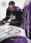2008-09 ULTIMATE COLLECTION DREW DOUGHTY ULTIMATE ROOKIES AUTO # 28 399