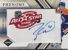 2010-11 LIMITED TAYLOR HALL PHENOMS ROOKIE AUTO AUTOGRAPH ALLSTAR PATCH #185 299