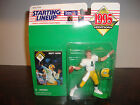 Starting Lineup---Brett Favre---With Collector Card---Factory Sealed---1995