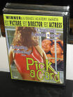 Pick a Card (DVD) Julie Shles, Zvika Hadar, Aryeh Moskuna, Orly Perl, BRAND NEW!