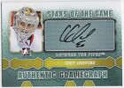Corey Crawford 2012-13 ITG Between Pipes Stars Goaliegraph AUTOGRAPH *H939