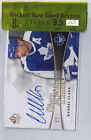 2011-12 SP AUTHENTIC WENDEL CLARK SIGN OF THE TIMES AUTO AUTOGRAPH BGS 9.5 SP