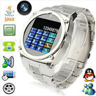 16 TW818 Watch Phone Touch Screen Quad Band Bluetooth Camera Java Phonecall