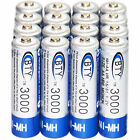 16 2A AA 3000mAh 1.2 V Ni-MH rechargeable battery BTY cell for MP3 Toys Camera