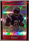 2007 Adrian Peterson 2 5 Bowman Chrome RC Auto RED Refractor RARE only 5 exist
