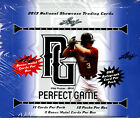 2013 LEAF PERFECT GAME SHOWCASE BASEBALL BOX 12 AUTOGRAPHS PER BOX