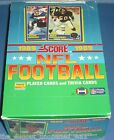 *RARE* 1989 SCORE FOOTBALL UNOPENED WAX BOX POSSIBLE SANDERS & AIKMAN ROOKIES!
