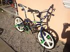1986 GT Performer One Of A Kind Freestyle BMX Bike Full Cr-mo Must See