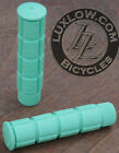 Celeste Green Fixie Track Bike Grips Fixed Gear Old School BMX MTB Bicycle Grip