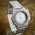 FREE Ship USA Watch GUESS Crystal SPARKLE PEARL G86060L Prime