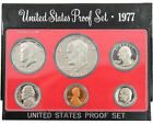 1977 S US Mint Proof Coin Set