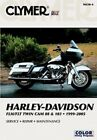 Clymer Repair Shop Manual Harley Davidson Electra Glide Std Classics Ultra 99 05