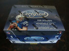 2012 Panini Certified Football Box--Hobby--Factory Sealed--10 Packs--4 Auto Jsy