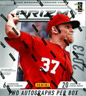 2013 PANINI PRIZM BASEBALL HOBBY BOX FACTORY SEALED NEW 2 AUTOGRAPHS PER BOX