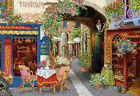 Quite Street DIY beadpoint kit, stitching beads n tapestry,needlepoint, wall art