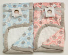 Beyond Baby Blanket ~ Owl ~ Pink ~ Blue ~ Boy or Girl ~Size 28