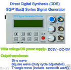 8Mhz Panel DDS Function Signal Generator Module Sine/Triangle/Square Wave +Sweep