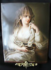 Wonderful German KPM Porcelain Plaque without frame, signed & marked (#238)