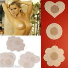 Heart Flower 50 Pairs Adhesive Nipple Covers Pads Disposable Sticker Pasties