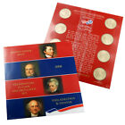2008 US Mint Presidential 1 dollar coin uncirculated set still mint sealed