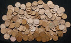1936 P Lincoln Wheat Cent Penny x200 (Four Rolls) 1909P Pennies Lot