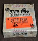 Star Trek TOS Portfolio Prints Archive Trading Card Box Autographs Cards