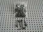 Lego Lot of 25 New Dark Gray Pirate Swords