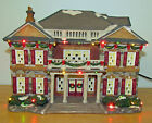 Heartland Valley Christmas O'Well Village LED Lighted Building Residence House