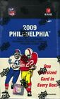 2009 UPPER DECK PHILADELPHIA SEALED HOBBY BOX FREE SHIP