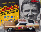 JAMES HYLTON #48 1965 FORD TORINO COBRA STOCK CAR MINT NRFP 1/64 TALLADEGA