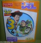 Disney Pixar TOY STORY 3 Fisher Price iXL Learning System Game Software NEW
