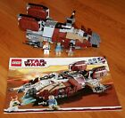 LEGO Star Wars 7753 Pirate Tank with Mini Figures  Instructions COMPLETE