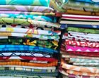 Surprise Lot of 15 Fabric Fat Quarters! Free Shipping!