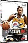 NBA Live 08: All-Play  (Nintendo Wii, 2008)