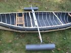 Canoe Stabilizers -  Pontoons on Outriggers to Prevent Capsizing - Be Safe - 40