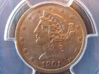 1901S LIBERTY HEAD $5 GOLD COIN