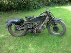 Other Makes : Scott Motorcycle 1935 Scott Motorcycle