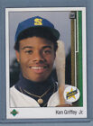 1989 Upper Deck Factory Set KEN GRIFFEY JR RC RANDY JOHNSON RC + MORE!!!