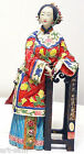 Master Ancient Chinese Lady - Ceramic Woman Figurine Statue