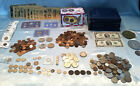 Huge US and World Coin Collection - Roman Coins, 1800s GOLD, SILVER *50+ Coins!*