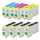10 Epson Non-OEM Ink 69 T069 NX100 NX200 NX300 NX400 WORKFORCE 30 40 500 600