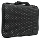 BN 12-Inch Laptop Handle Case Sleeve Women's Bag Memory Foam Protection CR