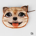 YTPM New Children Animal Face Zipper Case Kids Coin Purse Makeup Bag Pouch 06