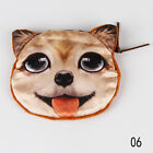 RPP New Children Animal Face Zipper Case Kids Coin Purse Makeup Bag Pouch 06