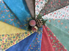 MODA ~  IN THE WOODS by HOLLY TAYLOR ~ flannel ~  fabric fat quarter bundle